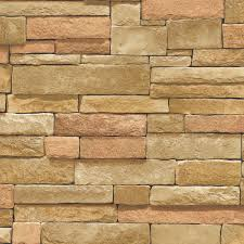Interior Stone Veneer Home Depot by Stone Wallpaper Home Depot With Regard To Household Vic