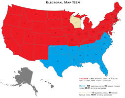 2014 Election Map by Coolidge Landslide The Importance Of The Obvious