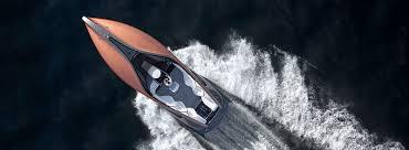 lexus reveals sport yacht concept lexus uk