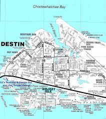destin map destin florida map thank goodness for this when house condo