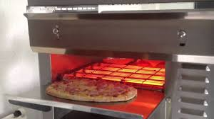 Pizza Oven Toaster Four Convoyeur Roller Grill Conveyor Toaster Ct 3000 Youtube