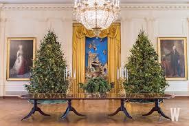 House Decoration Wedding Photos The 2017 White House Christmas Decorations Washingtonian