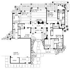 adobe style home plans small courtyard house plans images grid home