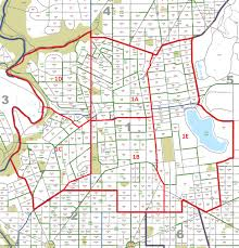 Dc Zoning Map Redistricting Park View D C