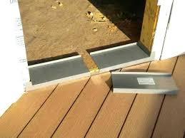 Exterior Door Seal Replacement Exterior Door Threshold Seal Abundantlifestyle Club