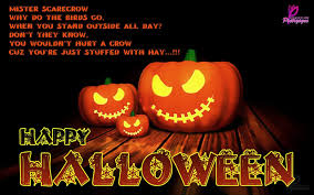 Halloween Poems Halloween Card Sayings U2013 Festival Collections