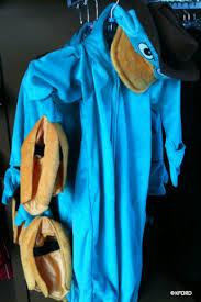 Perry Platypus Halloween Costume 2012 Halloween Costumes Merchandise Disney