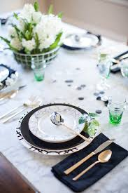 easter tabletop a and modern easter tabletop via coco kelley easter