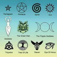 34 best pagan symbol tattoos images on pagan symbols