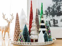 How To Decorate A Large Christmas Tree - 12 ways to spread holiday cheer in a small space hgtv