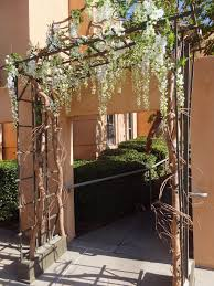 Faux Outdoor Bushes Tree Rental For Weddings Events Artificial Plants Faux Trees