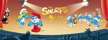 tixbox smurfs live stage