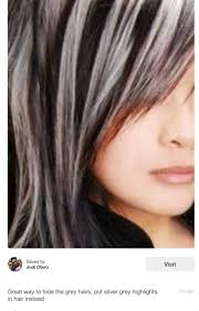 lowlights for gray hair photos 26 solid evidences attending lowlights for gray hair is good for