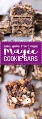 Almond U0026 Coconut Bars Coconut Snack Bars Kind Snacks by Paleo Magic Cookie Bars Gluten Free Vegan Bakerita