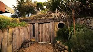 homes built into hillside hobbit homes tiny house talk