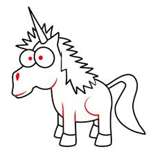 unicorn drawing best images collections hd for gadget windows