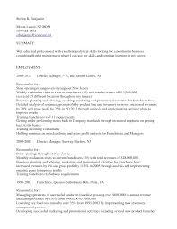 Resume For Subway Job Resume For Subway Restaurant Manager Sidemcicek Com