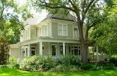 this historic 1870 u0027s era 1 200 square foot farmhouse in garland
