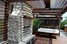 Outdoor Entertaining Spaces - with rooftop decks sky u0027s the limit for outdoor entertaining