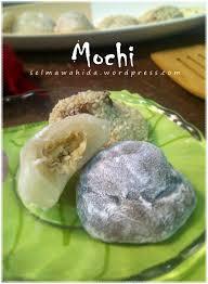 membuat kue dari tepung ketan mochi dapurcomel selma