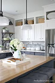 kitchen soffit ideas painting soffit above kitchen cabinets kitchen soffit ideas