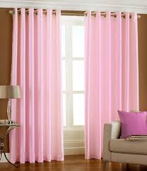 Ruffled Pink Curtains Nursery Decors U0026 Furnitures Land Of Nod Yellow Curtains Together