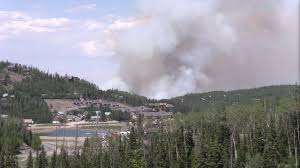 Wildfire 300 Atv Review by Brian Head Fire Unexpectedly Grows To 1 800 Acres