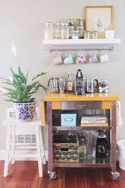 kitchen cart ideas kitchen open shelving the best inspiration tips the inspired
