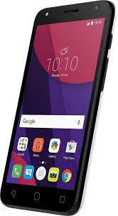 Common Alcatel One Touch Pixi 4 4 4034D 4GB Dual Sim Black 4894461355887  &WW48