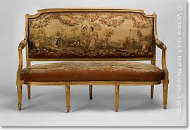 Antique French Settee Louis Xvi Settee 1760 1789 French Settee Antiques U0026 Reproductions