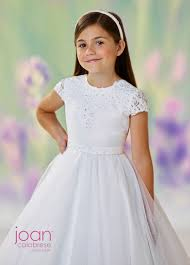 designer communion dresses joan calabrese communion dresses