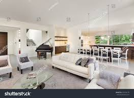 living room luxury home wide open stock photo 297423170 shutterstock