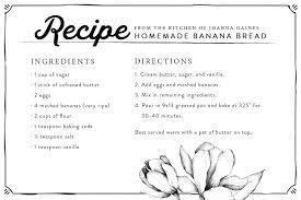 joanna gaines blog fresh banana bread at home a blog by joanna gaines