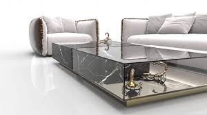 Sofa Center Table Designs Marble Coffee And Side Table Designs On Home Interiors Coffee