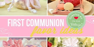 communion favor ideas communion favor ideas for girl