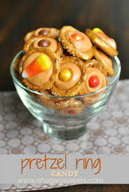 halloween pretzel pretzel candy shugary sweets