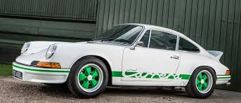 1973 porsche 911 rs for sale the porsches at the bonhams goodwood revival sale the results