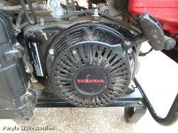 honda eb5000x generator item bm9529 sold february 16 co