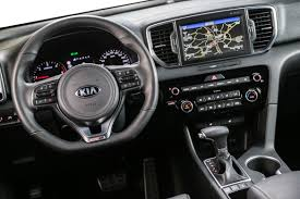 kia sportage 2016 interior the new face of the kia sportage auto u0026design