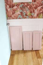 ikea kitchen cabinet touch up paint how to paint ikea cabinets at home with
