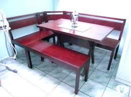 banc cuisine pas cher table et banc cuisine coin repas convivial grace a une banquette