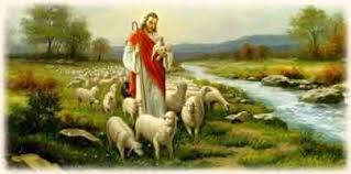 The Good Shepherd And His Sheep One Lost Sheep