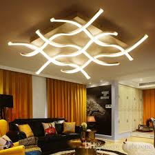 2018 led dimmable ceiling lights postmodern indoor lighting