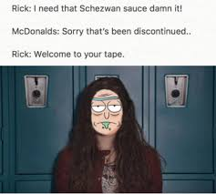 Meme Tape - rick and morty meme welcome to your tape on bingememe