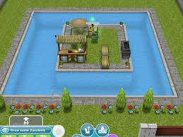 the sims freeplay designing and builiding concept pools 2 the
