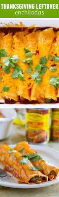 thanksgiving leftover enchiladas taste and tell