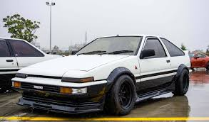a legendary vehicle find out why the toyota ae86 is considered as