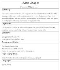 Online Resume Builder Free Printable by Best Online Resume Builder U2013 Okurgezer Co