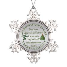 runner ornaments keepsake ornaments zazzle