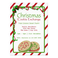 invitations appealing cookie invitations designs